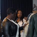 Kierra Sheard at Eleven60 Pop Up Shop In Washington, D.C.