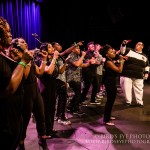 Charles Butler and Trinity in concert at Howard Theater in Washington, D.C.