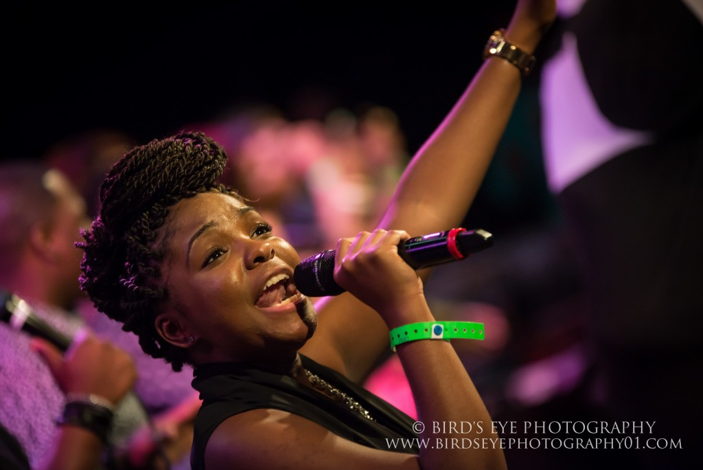 Charles Butler and Trinity at Howard Theater feat. Tia Askia