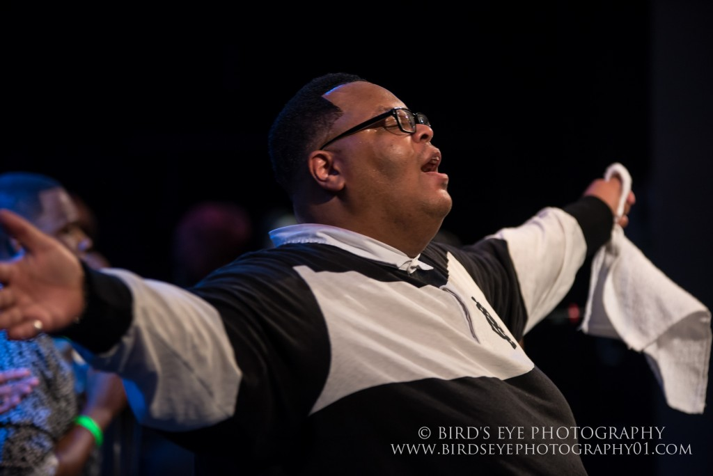 Charles Butler and Trinity at Howard Theater